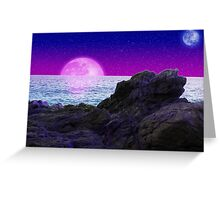 Another World Greeting Card