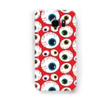 All Seeing - RED Samsung Galaxy Case/Skin