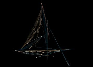 Sail Boat by Mark Stewart