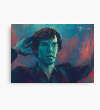 I Don't Know The Code Canvas Print