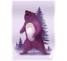 Scare Bear  Poster