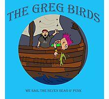 The Greg Birds - Seven Seas Photographic Print