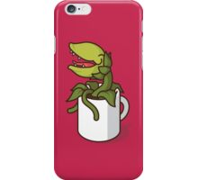 Audrey II, Don't Give Coffee to the Plant! iPhone Case/Skin