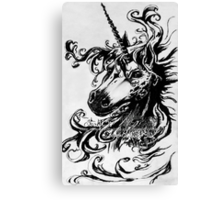 the untamed   Canvas Print