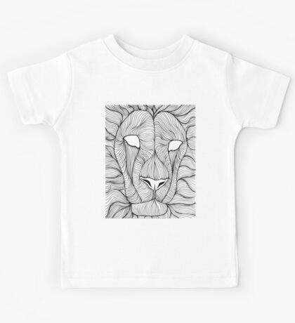The Lion Kids Tee