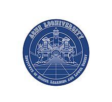 Acme Looniversity Logo Photographic Print
