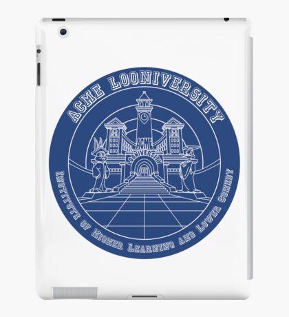 Acme Looniversity Logo iPad Case/Skin