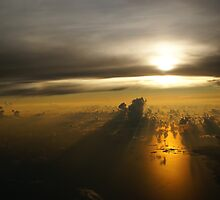 God's Golden View by candid