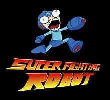 Super Fighting Robot by agrabb