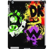 Smash Bros. The Mario Gang iPad Case/Skin