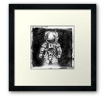 Moonbase Snapshot 2 Framed Print