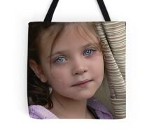 Friday Night Portrait Tote Bag