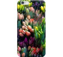 Bunches of Tulips iPhone Case/Skin