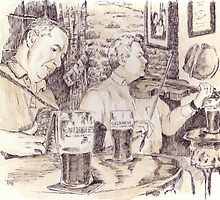 Spaniard Session, Kinsale, Co. Cork by Alice McMahon