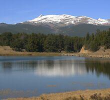 Colorado Reflections #1 by Tony L. Callahan