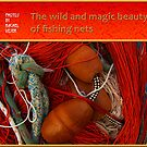 The wild and magic beauty of fishing nets by Rachel Veser