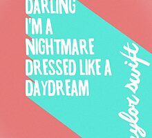 Darling I'm a Nightmare by dstardos