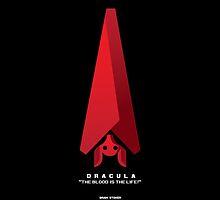 Literary Classics Illustration Series: Dracula by wata1989