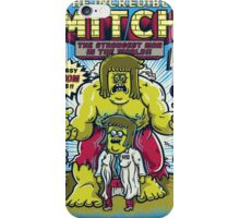The Incredible Mitch iPhone Case/Skin