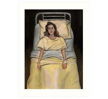This Year's Girl - Faith - BtVS Art Print