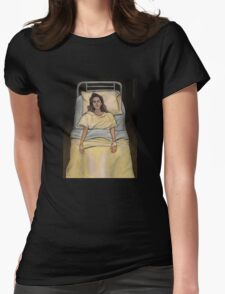 This Year's Girl - Faith - BtVS Womens Fitted T-Shirt