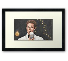 Superstar - Jonathan - BtVS Framed Print