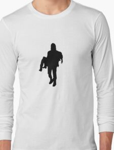 """""""You're gonna miss me when Im gone, Daryl Dixon"""" Long Sleeve T-Shirt"""