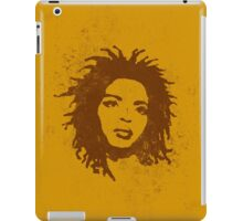 LAURYN HILL iPad Case/Skin