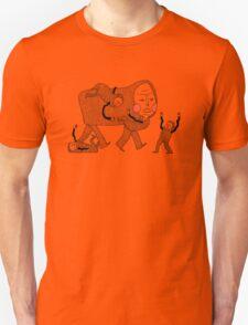Taming the beast Unisex T-Shirt