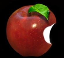 Snow White Apples Sticker