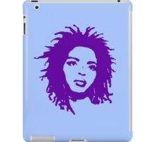 Lauryn Hill 2 iPad Case/Skin