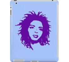 Lauryn Hill 2 iPad Case/Skin