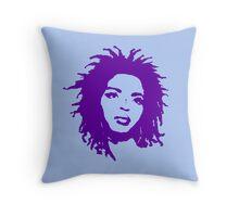 Lauryn Hill 2 Throw Pillow