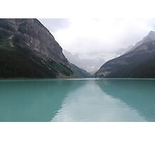 Lake Louise in Spring Photographic Print