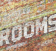 Rooms  by Ethna Gillespie