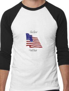 Old Glory Men's Baseball ¾ T-Shirt