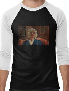 Where the Wild Things Are - Old Lady - BtVS Men's Baseball ¾ T-Shirt