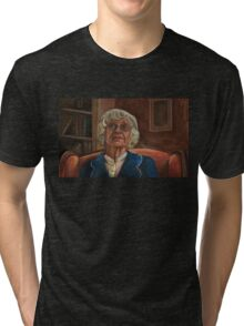 Where the Wild Things Are - Old Lady - BtVS Tri-blend T-Shirt