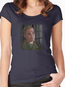 New Moon Rising - Colonel McNamara - BtVS Women's Fitted Scoop T-Shirt