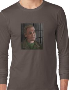 New Moon Rising - Colonel McNamara - BtVS Long Sleeve T-Shirt