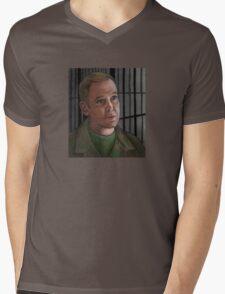New Moon Rising - Colonel McNamara - BtVS Mens V-Neck T-Shirt