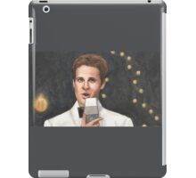 Superstar - Jonathan - BtVS iPad Case/Skin