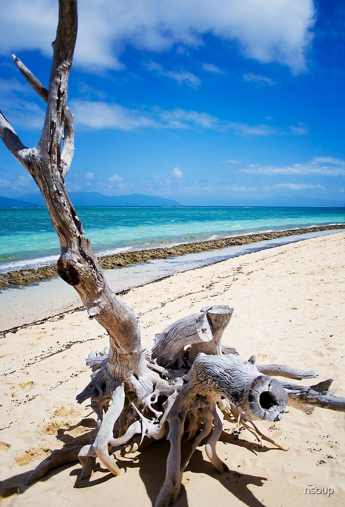 Beach landscape by nsoup