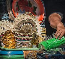 Hand at Market by JohnKarmouche