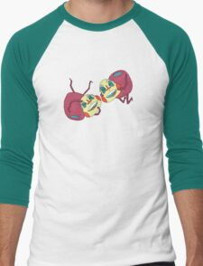 Decapitation bros Men's Baseball ¾ T-Shirt
