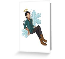 Christmas Zayn Greeting Card