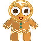 Ginger Bread Man by Adamzworld