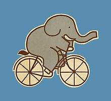 Elephant Cycle by Terry  Fan
