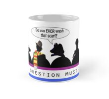 The Final Question (mug) Mug