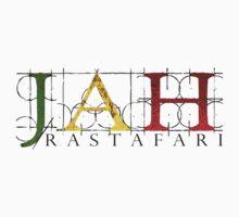 JAH Rastafari BLK by mijumi